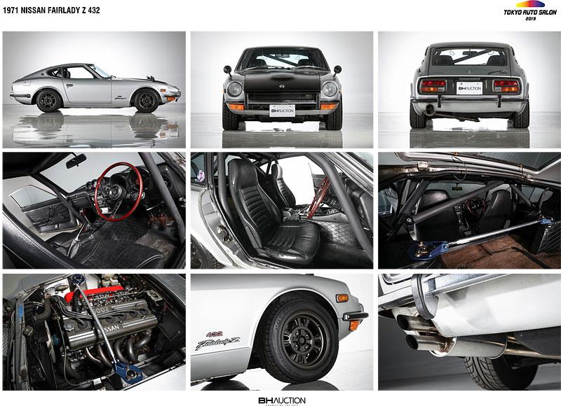 V Japonsku se chystá jedna z nejúžasnějších aukcí aut, co jsme viděli: - fotka 27