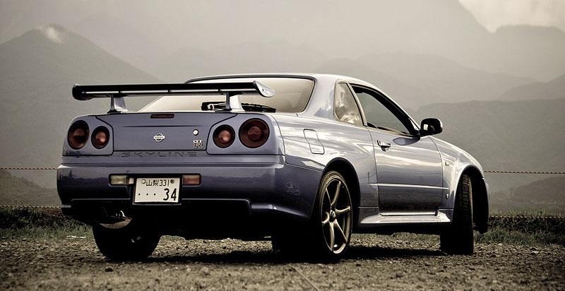 Pět nejlepších aut z Japonska. Souhlasíte s tímhle výběrem?: - fotka 15