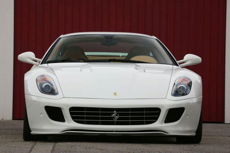 Ferrari 599 GTB: Novitec Rosso nabízí 40 koní navíc: - fotka 1