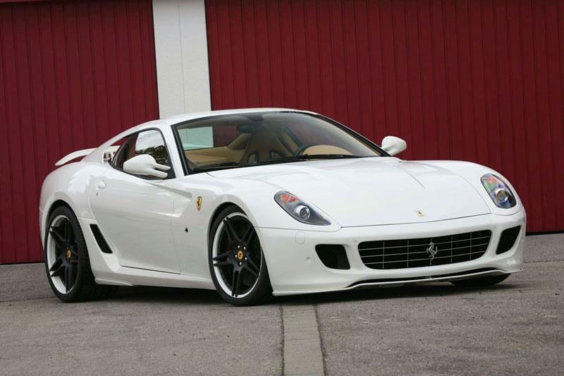Ferrari 599 GTB: Novitec Rosso nabízí 40 koní navíc: - fotka 2