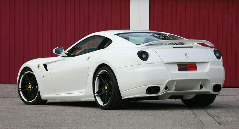 Ferrari 599 GTB: Novitec Rosso nabízí 40 koní navíc: - fotka 6