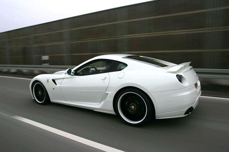 Ferrari 599 GTB: Novitec Rosso nabízí 40 koní navíc: - fotka 7