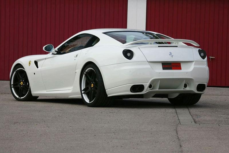 Ferrari 599 GTB: Novitec Rosso nabízí 40 koní navíc: - fotka 9