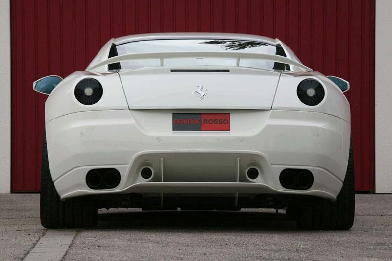 Ferrari 599 GTB: Novitec Rosso nabízí 40 koní navíc: - fotka 10