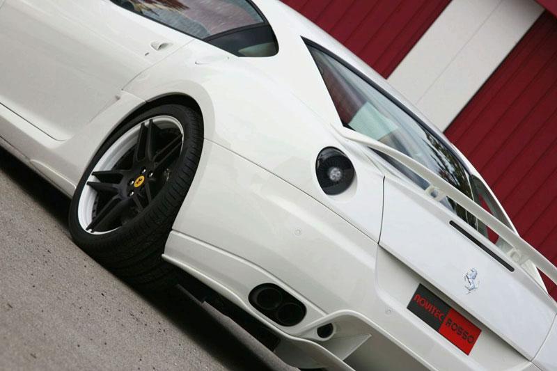 Ferrari 599 GTB: Novitec Rosso nabízí 40 koní navíc: - fotka 14