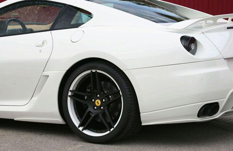 Ferrari 599 GTB: Novitec Rosso nabízí 40 koní navíc: - fotka 16