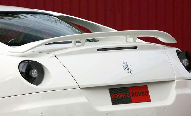 Ferrari 599 GTB: Novitec Rosso nabízí 40 koní navíc: - fotka 17