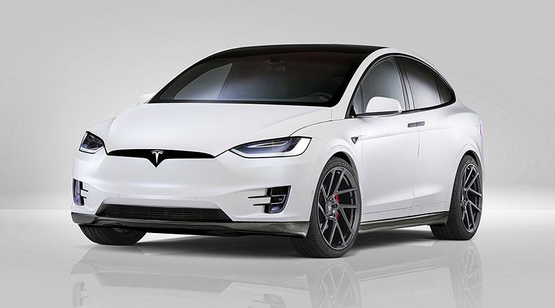 Novitec se nově pouští i do úprav elektromobilů značky Tesla: - fotka 6