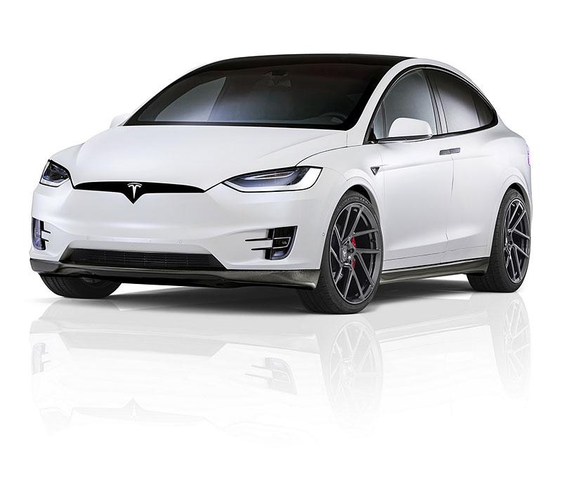 Novitec se nově pouští i do úprav elektromobilů značky Tesla: - fotka 7