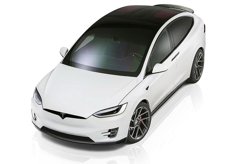 Novitec se nově pouští i do úprav elektromobilů značky Tesla: - fotka 9