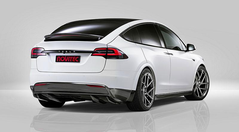 Novitec se nově pouští i do úprav elektromobilů značky Tesla: - fotka 16