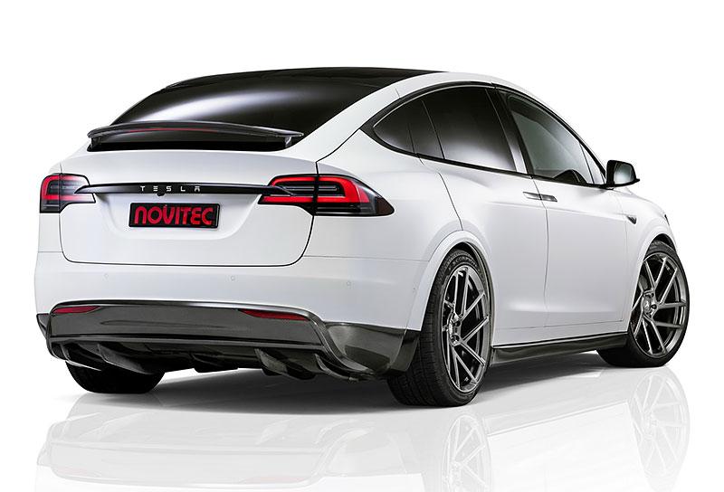 Novitec se nově pouští i do úprav elektromobilů značky Tesla: - fotka 17