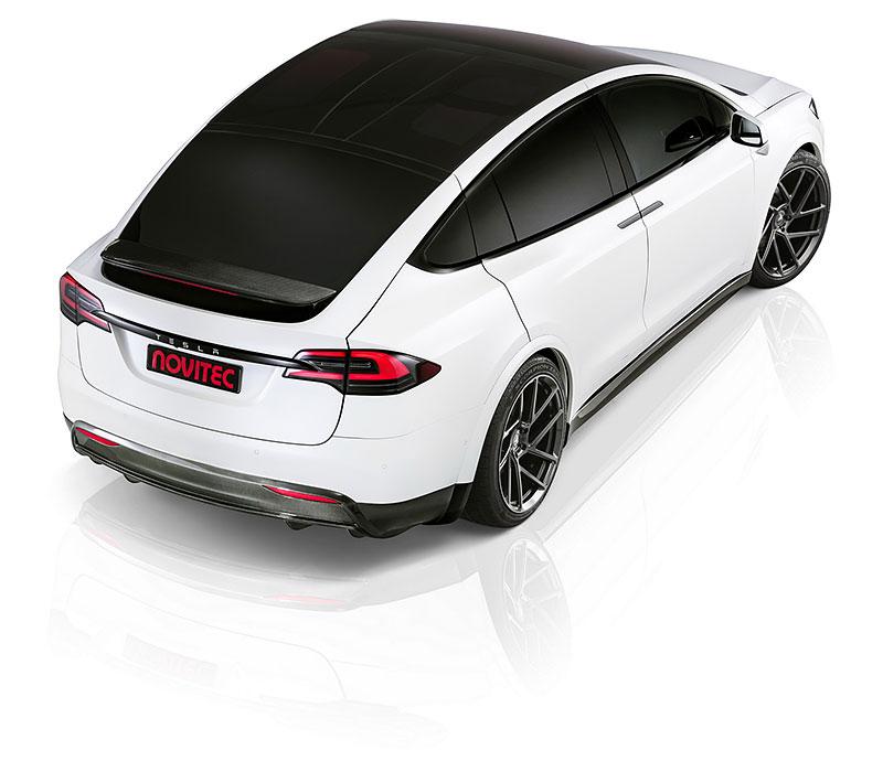 Novitec se nově pouští i do úprav elektromobilů značky Tesla: - fotka 19