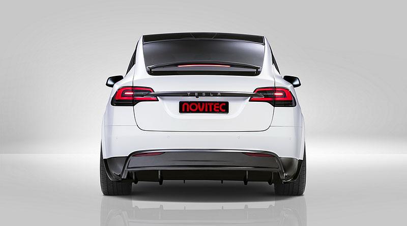 Novitec se nově pouští i do úprav elektromobilů značky Tesla: - fotka 25