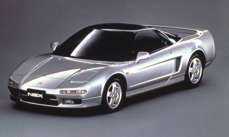 Pod Lupou: Honda NSX – supersport ze země vycházejícího slunce: - fotka 66