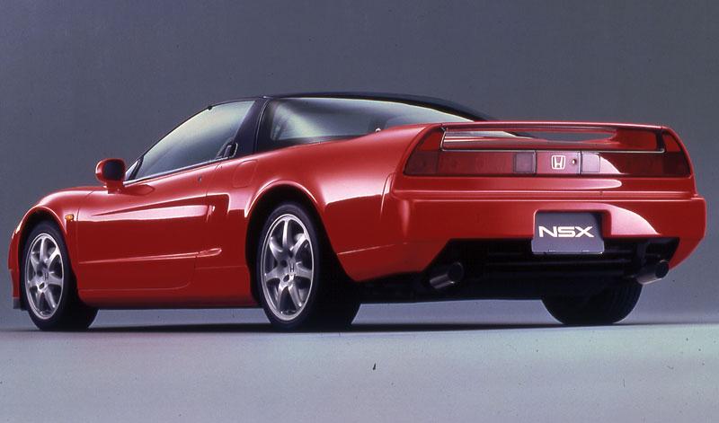 Pod Lupou: Honda NSX – supersport ze země vycházejícího slunce: - fotka 72