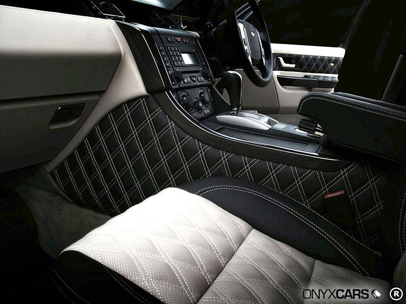 Range Rover Sport: extrémní bodykit od Onyx Concepts: - fotka 1