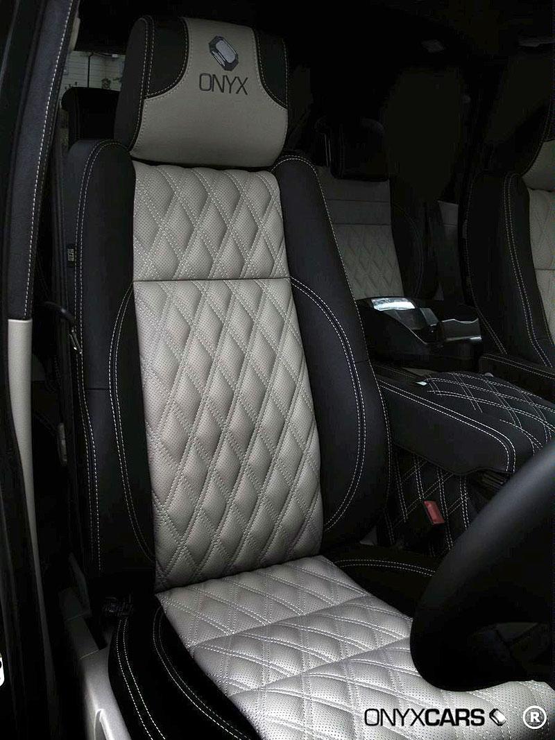 Range Rover Sport: extrémní bodykit od Onyx Concepts: - fotka 3