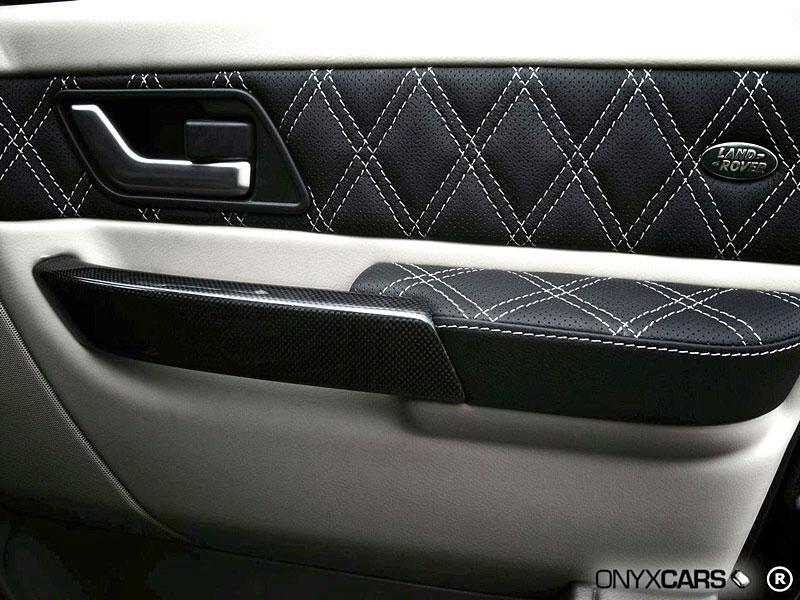 Range Rover Sport: extrémní bodykit od Onyx Concepts: - fotka 5