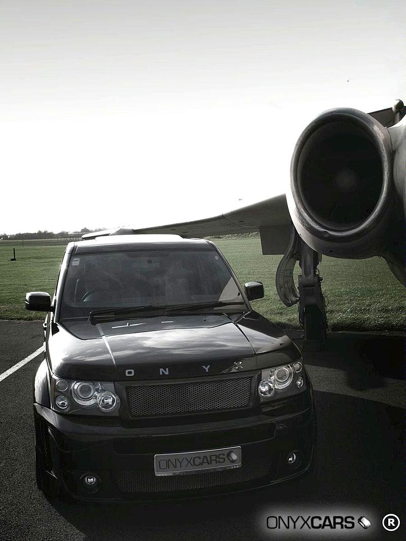 Range Rover Sport: extrémní bodykit od Onyx Concepts: - fotka 6