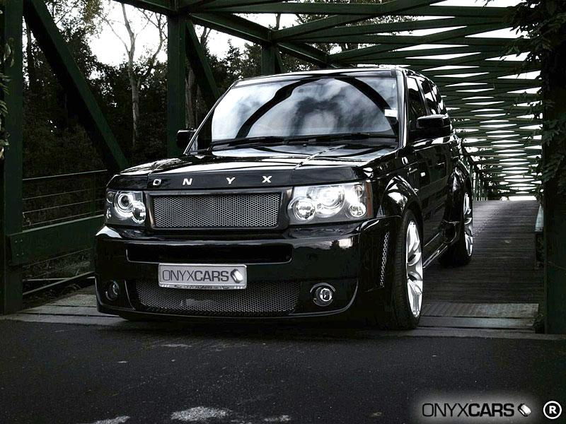 Range Rover Sport: extrémní bodykit od Onyx Concepts: - fotka 7