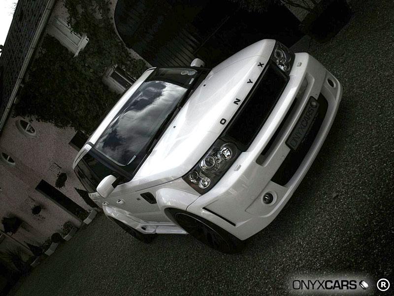 Range Rover Sport: extrémní bodykit od Onyx Concepts: - fotka 9