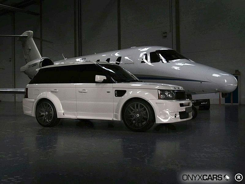 Range Rover Sport: extrémní bodykit od Onyx Concepts: - fotka 10