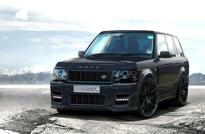 Range Rover Sport: extrémní bodykit od Onyx Concepts: - fotka 11