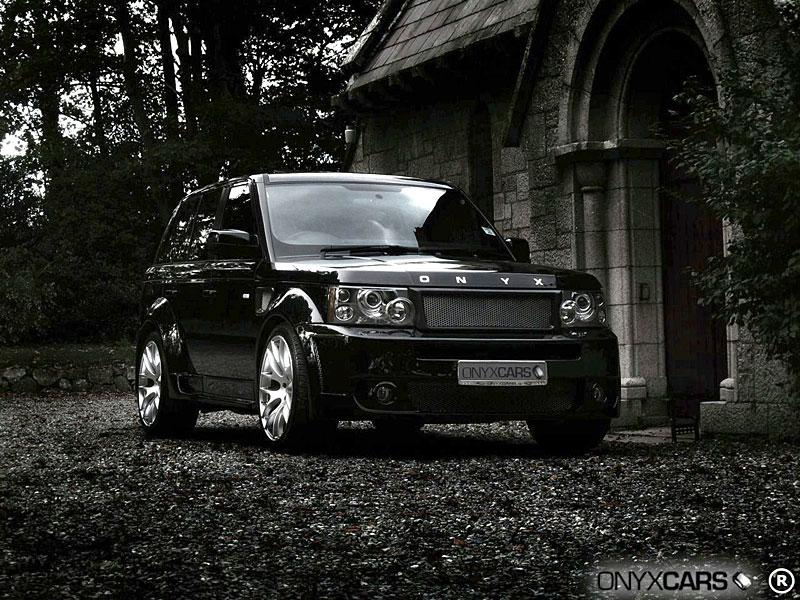 Range Rover Sport: extrémní bodykit od Onyx Concepts: - fotka 12