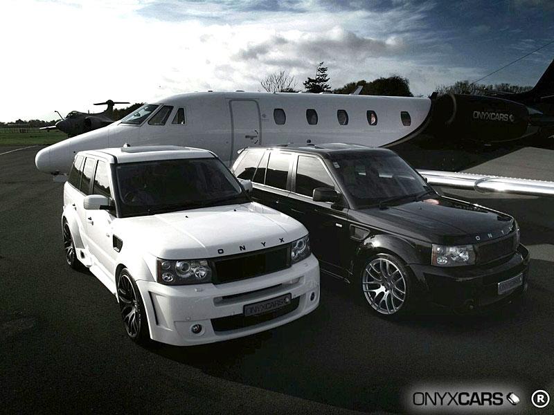 Range Rover Sport: extrémní bodykit od Onyx Concepts: - fotka 13