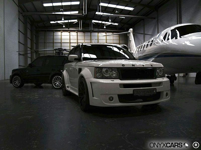 Range Rover Sport: extrémní bodykit od Onyx Concepts: - fotka 14