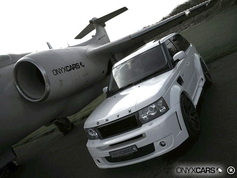 Range Rover Sport: extrémní bodykit od Onyx Concepts: - fotka 15