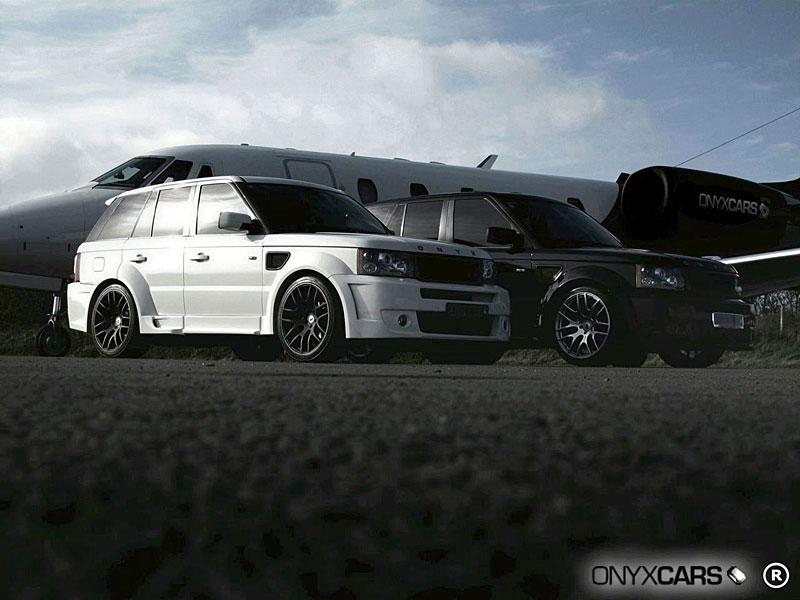 Range Rover Sport: extrémní bodykit od Onyx Concepts: - fotka 16