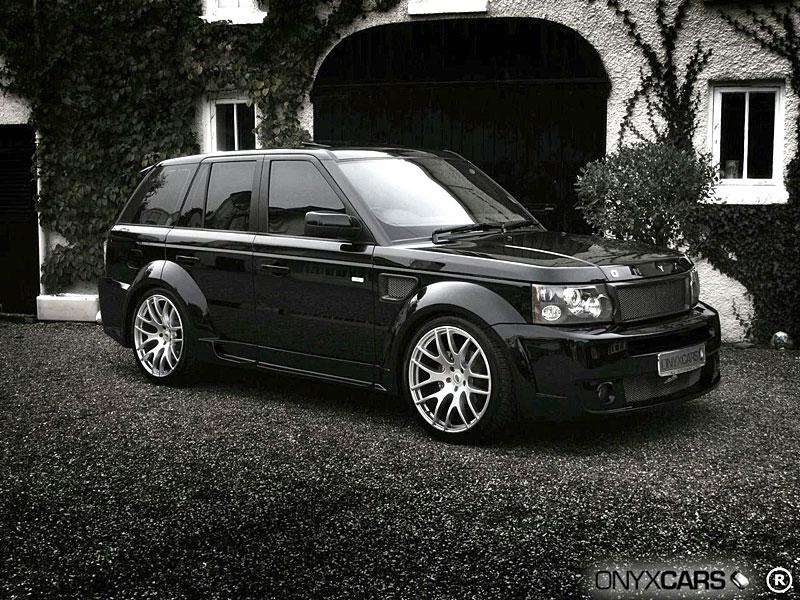 Range Rover Sport: extrémní bodykit od Onyx Concepts: - fotka 18