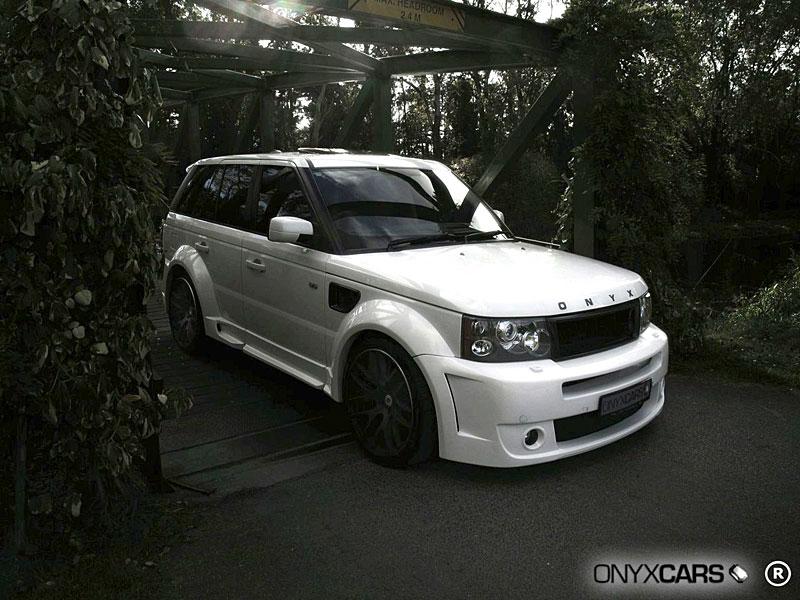 Range Rover Sport: extrémní bodykit od Onyx Concepts: - fotka 19