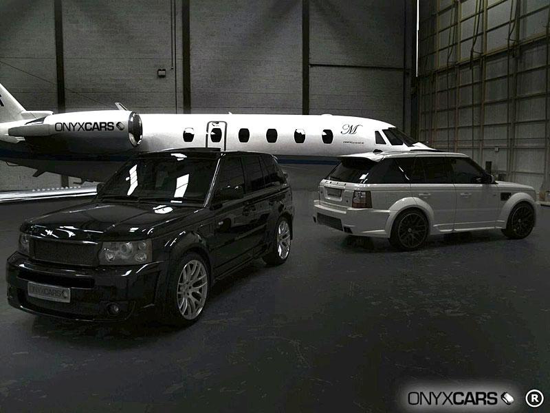 Range Rover Sport: extrémní bodykit od Onyx Concepts: - fotka 20