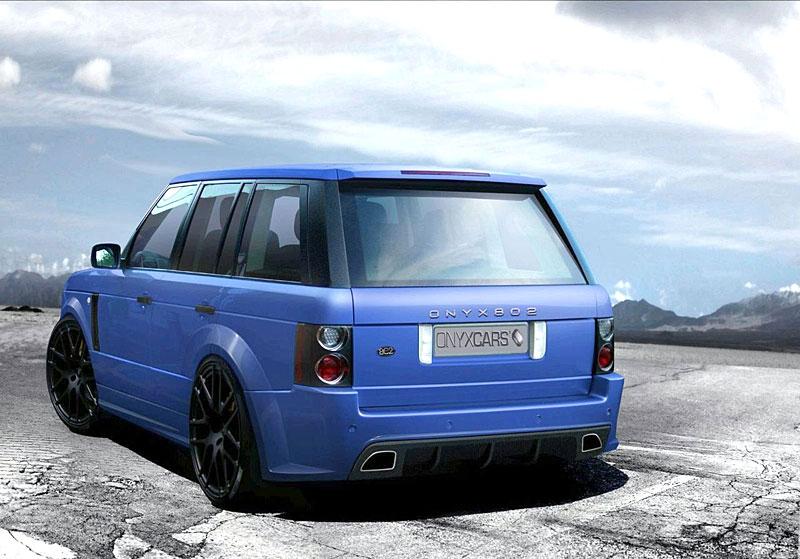 Range Rover Sport: extrémní bodykit od Onyx Concepts: - fotka 23