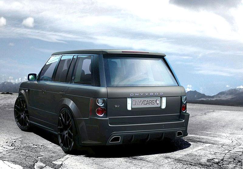 Range Rover Sport: extrémní bodykit od Onyx Concepts: - fotka 24