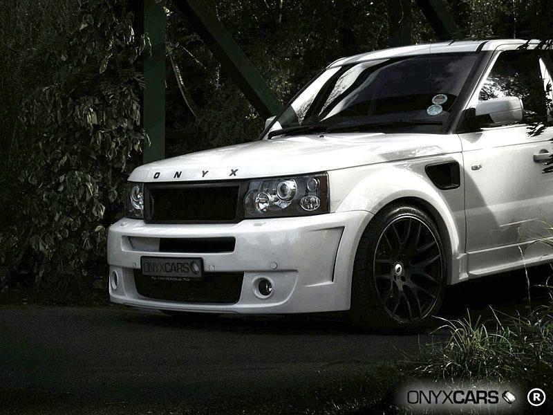 Range Rover Sport: extrémní bodykit od Onyx Concepts: - fotka 26