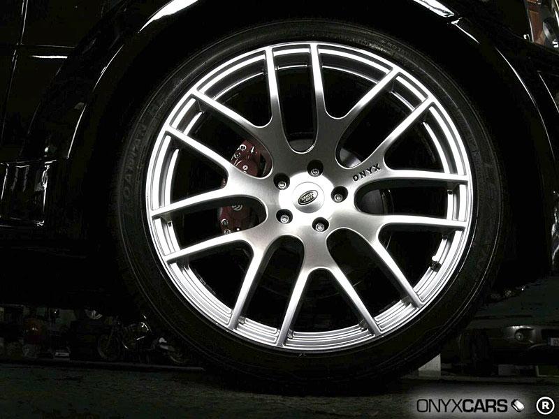 Range Rover Sport: extrémní bodykit od Onyx Concepts: - fotka 27