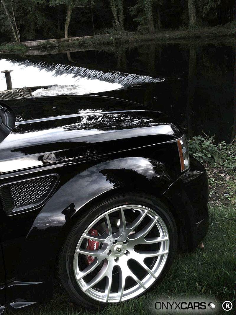 Range Rover Sport: extrémní bodykit od Onyx Concepts: - fotka 28