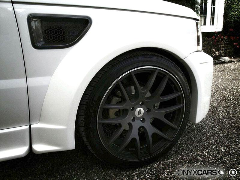 Range Rover Sport: extrémní bodykit od Onyx Concepts: - fotka 29