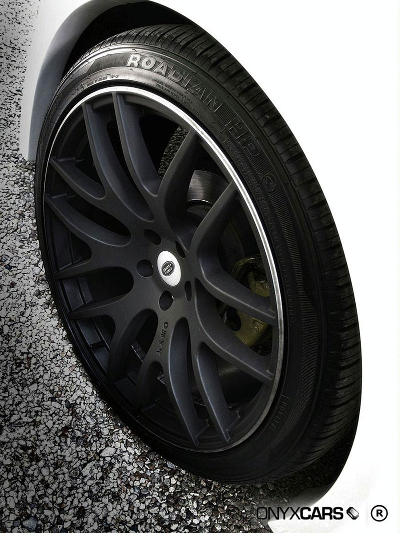 Range Rover Sport: extrémní bodykit od Onyx Concepts: - fotka 30