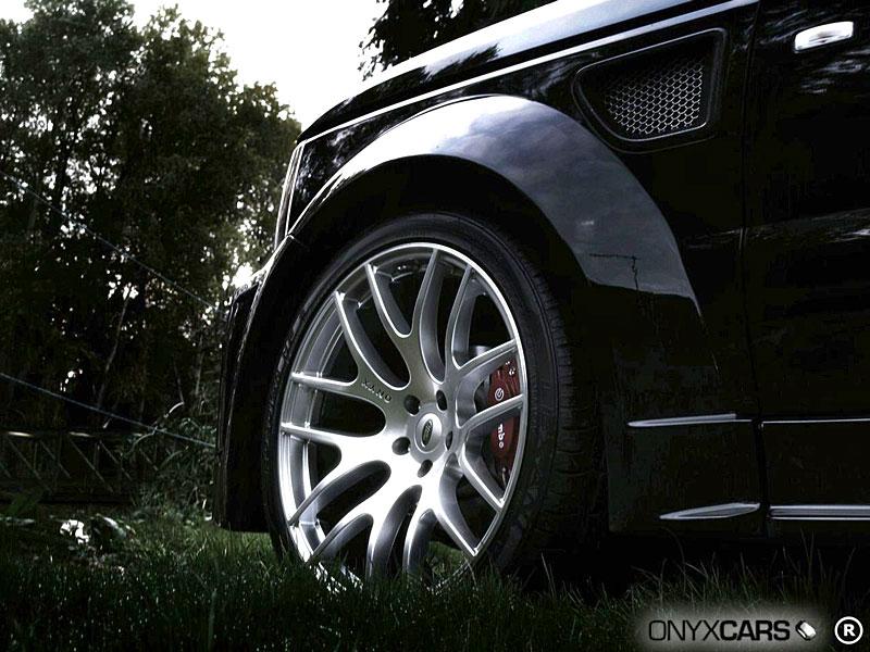 Range Rover Sport: extrémní bodykit od Onyx Concepts: - fotka 31