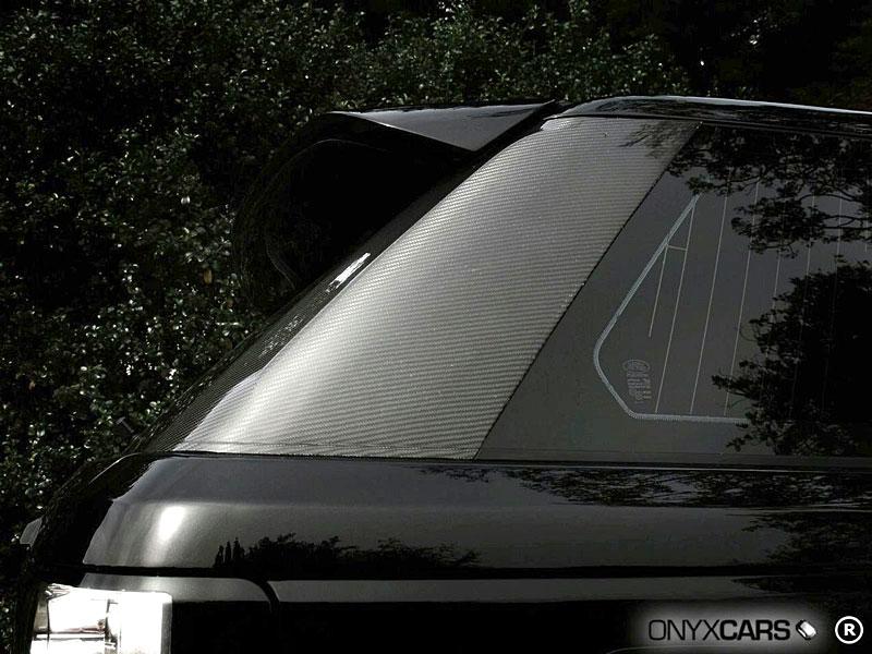 Range Rover Sport: extrémní bodykit od Onyx Concepts: - fotka 33