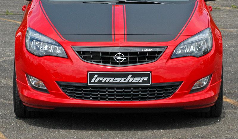 Irmscher Astra i1600: silnější, nižší, červená: - fotka 5