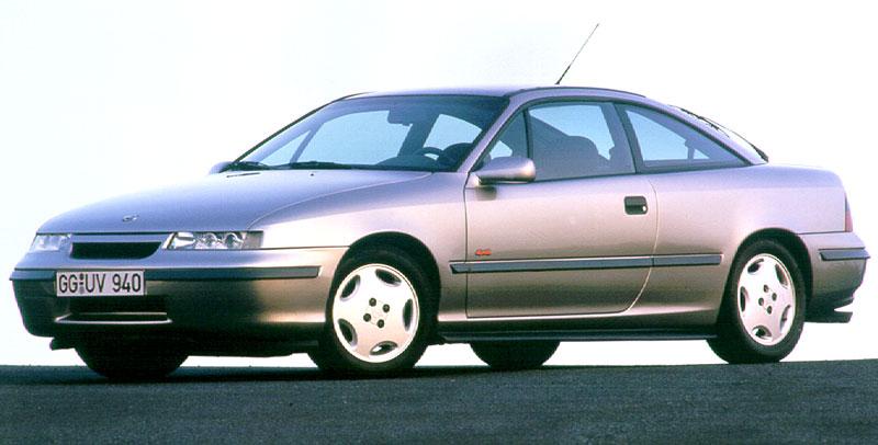 Opel Calibra má dostat nástupce: - fotka 2