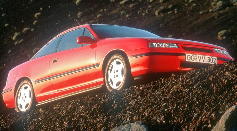 Opel Calibra má dostat nástupce: - fotka 3