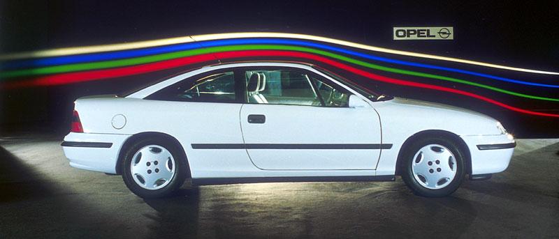 Opel Calibra má dostat nástupce: - fotka 4