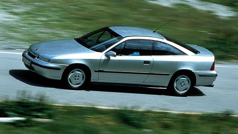 Opel Calibra má dostat nástupce: - fotka 5